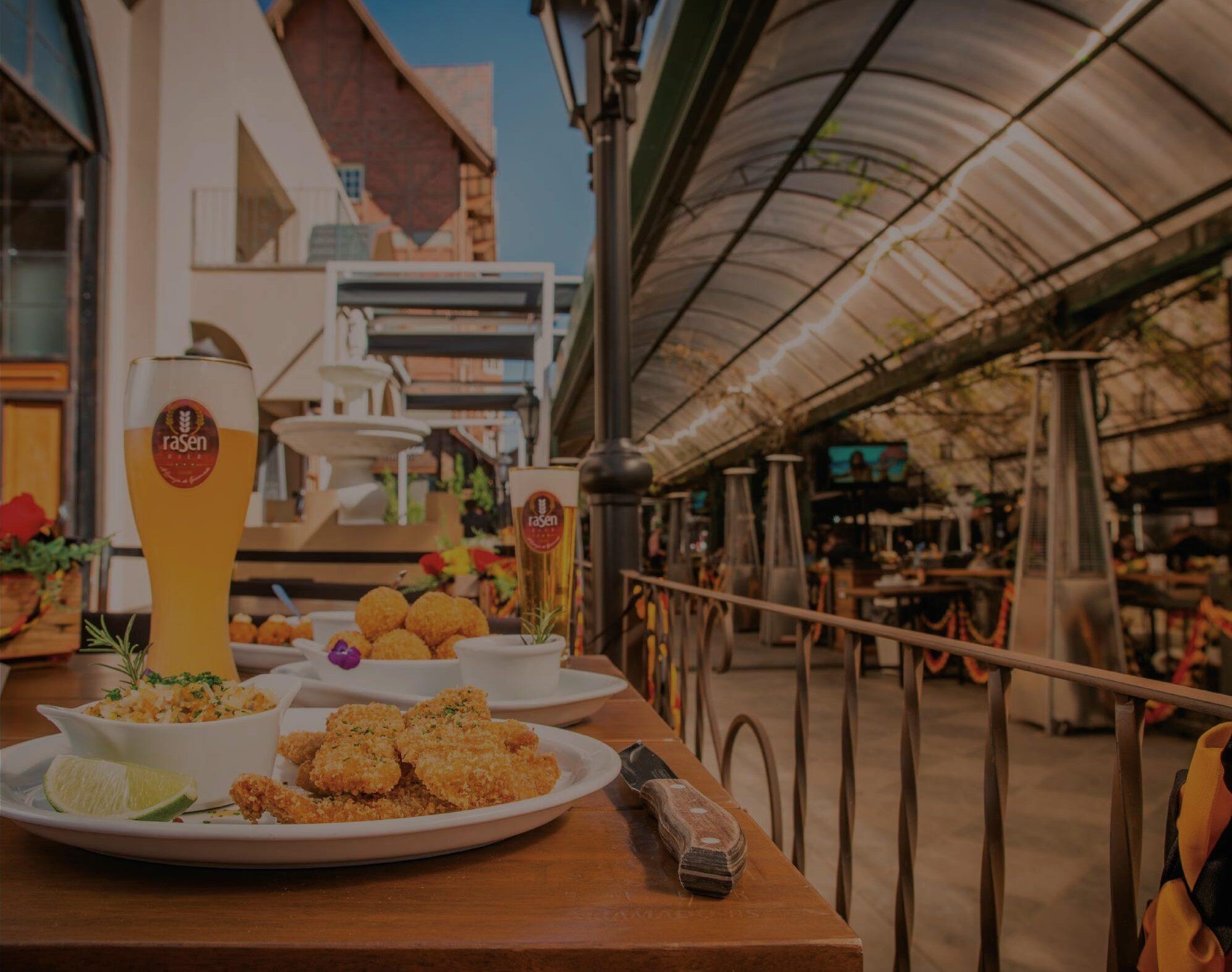 Rasen Platz: a Culinária Alemã em Gramado