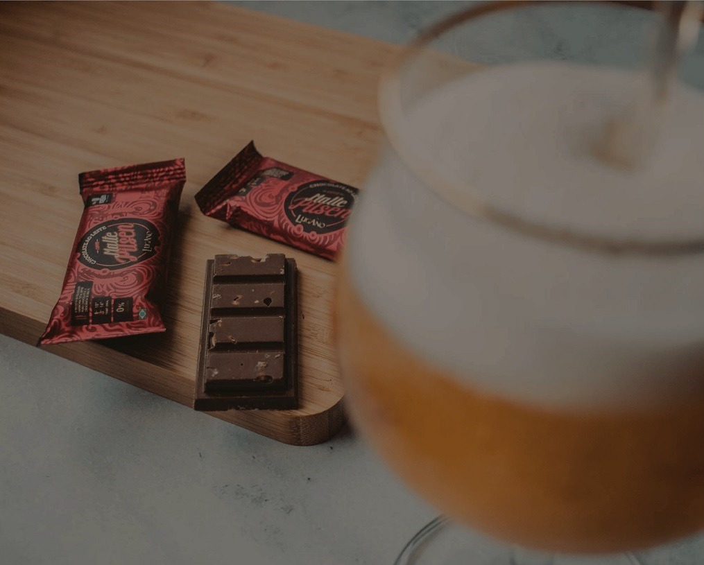 Chocolate e Cerveja Combinam?